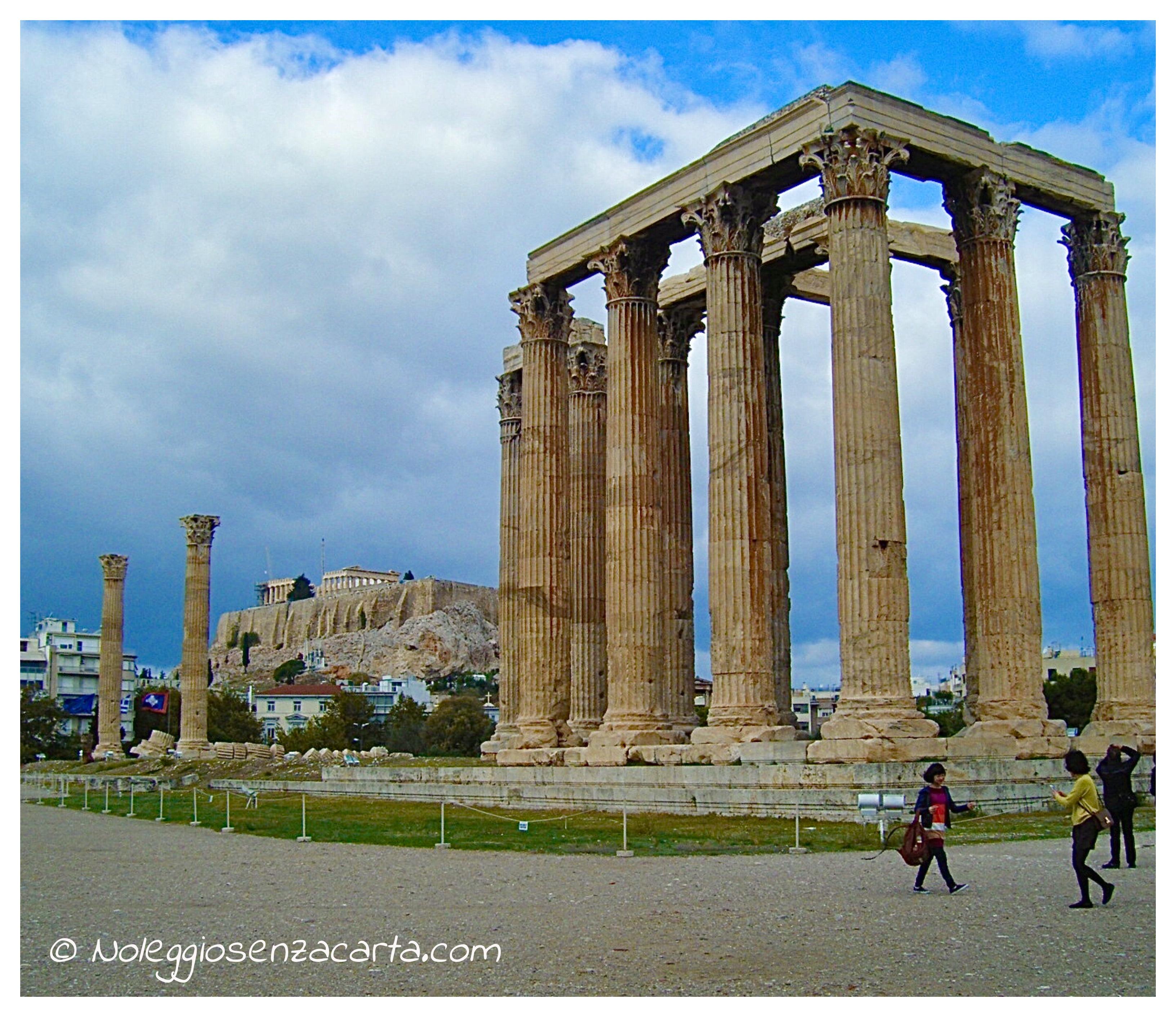 Location voiture Athènes sans carte de crédit