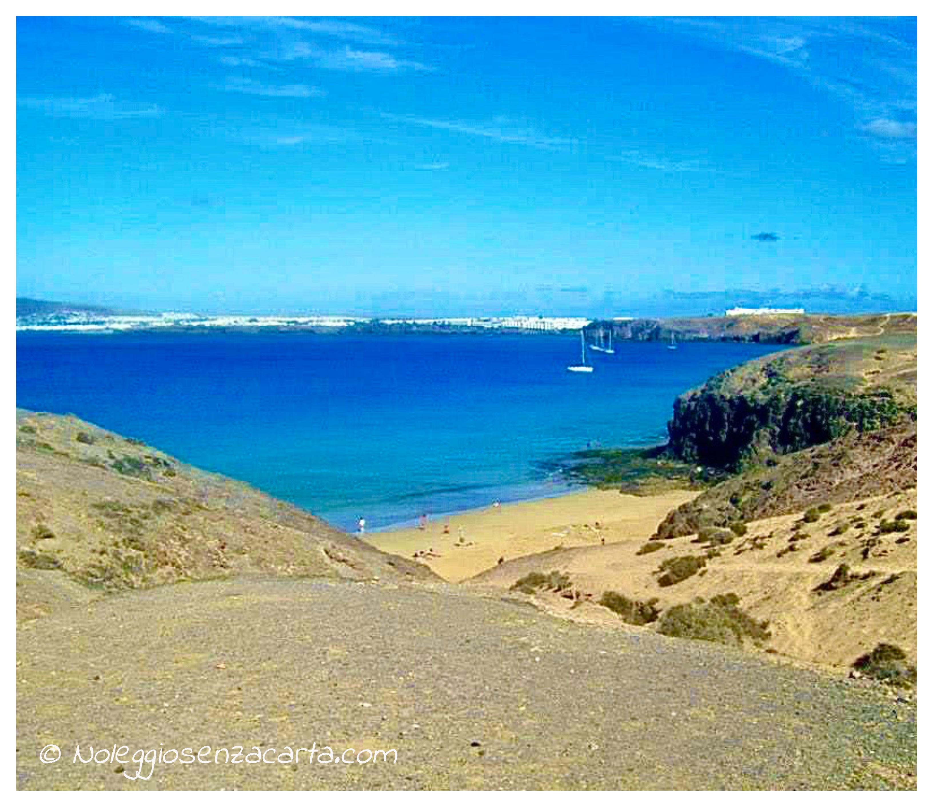Location voiture Lanzarote sans carte de crédit