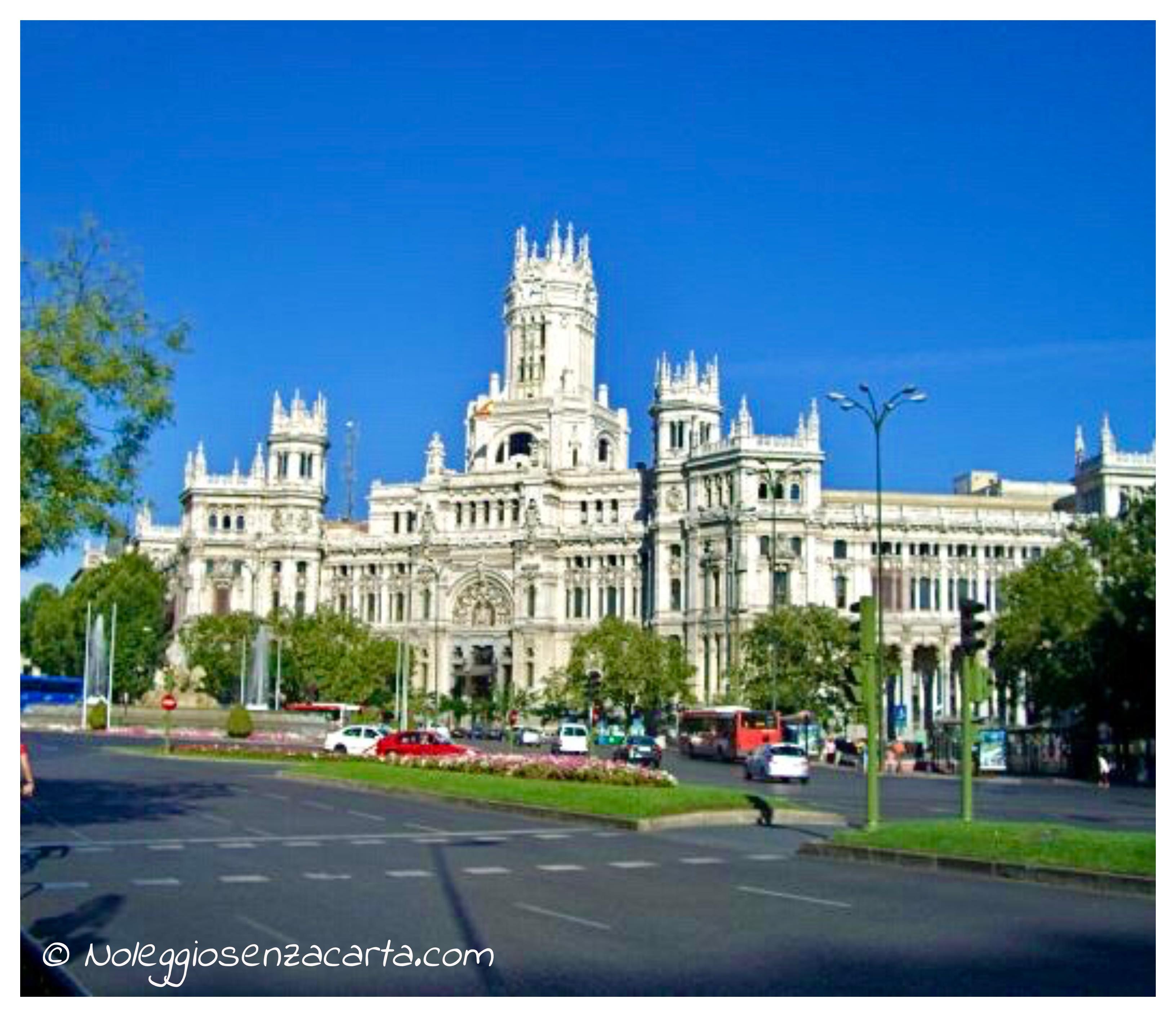 Location voiture Madrid sans carte de crédit