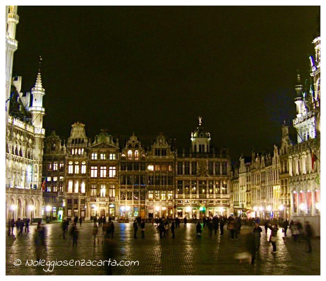 Location voiture Bruxelles sans carte de crédit