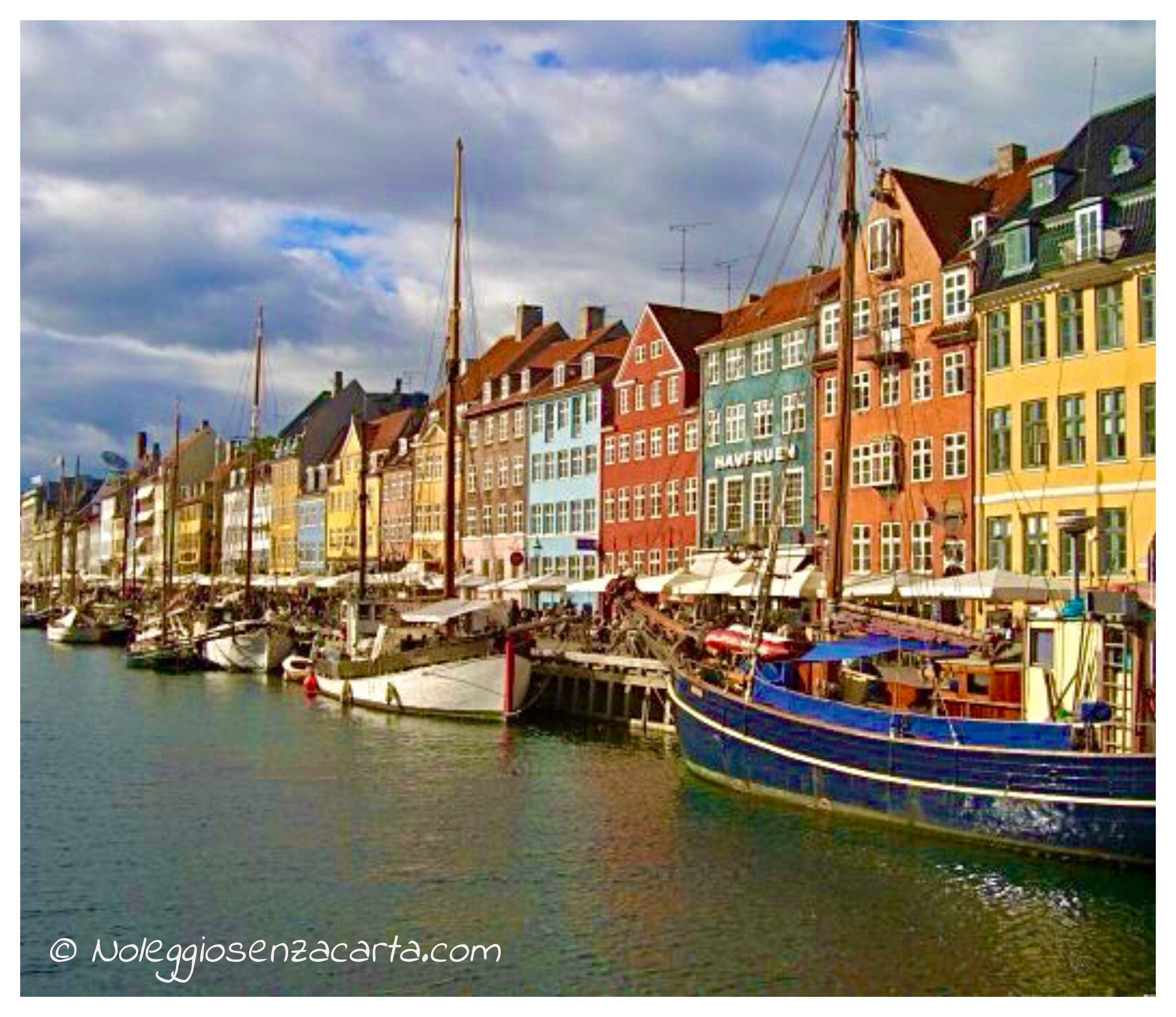 Location voiture sans carte de crédit à Copenhague – Danemark