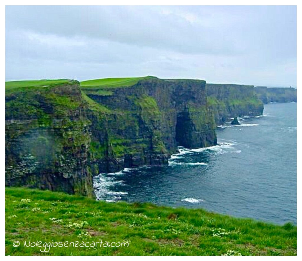 Location voiture Irlande sans carte de crédit