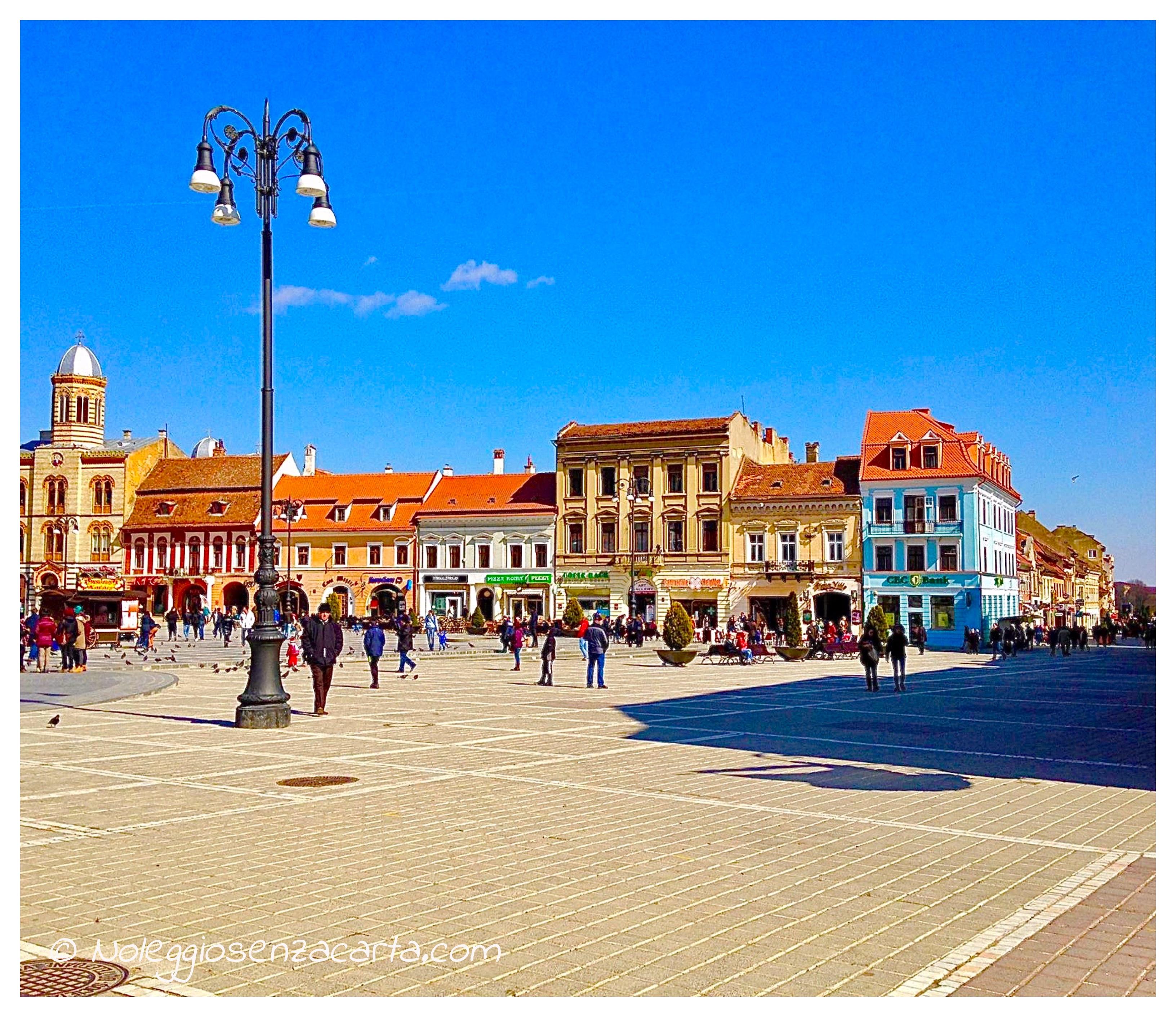 Location voiture Roumanie sans carte de crédit
